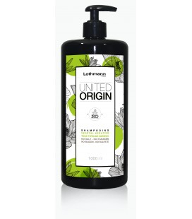 Shampooing Végétal Kératine UNITED ORIGIN 1L