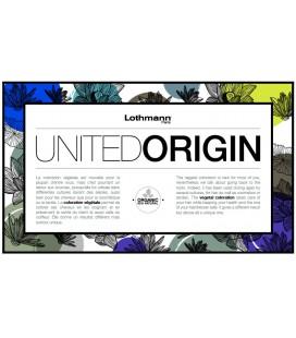 Nuancier UNITED ORIGIN